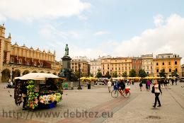 Cum este in Cracovia